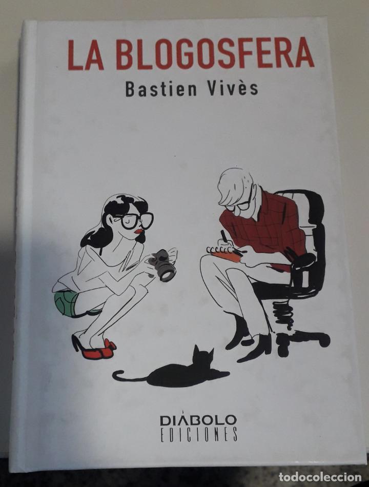 COMIC DIABOLO BESTIEN VIVES LA BLOGOSFERA (Tebeos y Comics - Comics otras Editoriales Actuales)