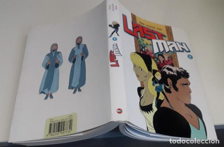 Cómics: COMIC DIABOLO last man 1 en frances - Foto 5 - 234923080