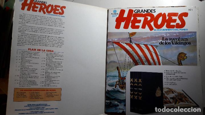 Cómics: Cómic Grandes Héroes, nº1 - Foto 2 - 234932935