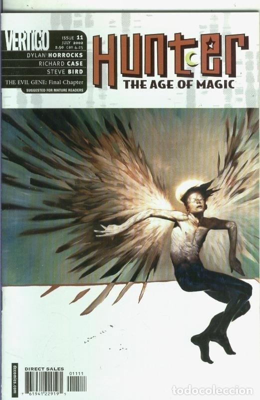 HUNTER THE AGE OF MAGIC NUMERO 11 (Tebeos y Comics Pendientes de Clasificar)