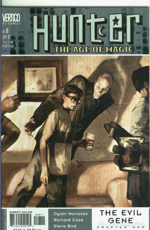 HUNTER THE AGE OF MAGIC NUMERO 08 (Tebeos y Comics Pendientes de Clasificar)