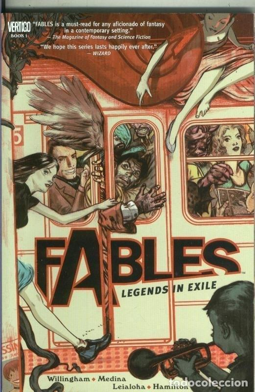 Cómics: Fables: Legends in exile - Foto 1 - 234933235