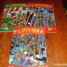 Cómics: EL CAPITAN TRUENO EXTRA - VICTOR MORA-FUENTES MAN - AMBRÓS - Nº 3 - 12 - Y 23 - 3 EJEMPLARES. Lote 234960270