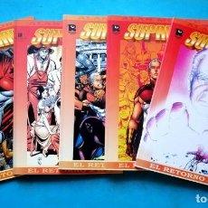Cómics: SUPREME - EL RETORNO (1 AL 5 - COMPLETA) RECERCA 2004 ''EXCELENTE ESTADO''. Lote 234993590