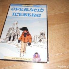 Cómics: OPERACIO ICEBERG - J. C. NEGRE - UNA AVENTURA D´EN SISET. DISPONGO DE MAS COMIC. Lote 235028590