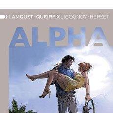 Cómics: ALPHA INTEGRAL 05. Lote 235112020