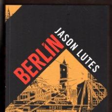 Cómics: BERLIN - ASTIBERRI / EDICIÓN INTEGRAL / COMIC EUROPEO / RÚSTICA / JASON LUTES / NUEVO DE EDITORIAL. Lote 265878438