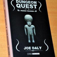 Cómics: NOVELA GRÁFICA: DUNGEON QUEST - PRIMER VOLUMEN - DE JOE DALY - EDITORIAL LA CÚPULA - AÑO 2010. Lote 235145415