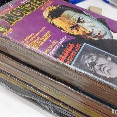 Cómics: FAMOSOS MONSTERS DEL CINE - COLECCION COMPLETA - Nº 1 A 24 - GARBO 1975-1977 - MUY MUY DIFICIL. Lote 235274460