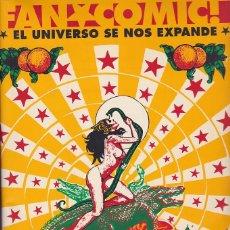 Cómics: FANCOMIC - FANZINE 1993 - TRES EJEMPLARES CON SINGLE VINILO LAS MÁQUINAS Y OTROS. Lote 235404635