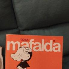 Cómics: MAFALDA N•9 LUMEN. Lote 235429660