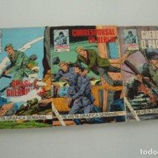 Cómics: 3 CÓMIC COMBATE PRODUCCIONES EDITORIALES. Lote 235443890