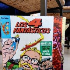 Cómics: LOS 4 FANTASTICOS 21, 46, 47 Y 48. Lote 235680750