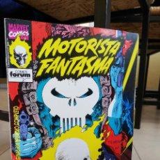 Cómics: EL MOTORISTA FANTASMA 7, 9 Y 10. Lote 235681115