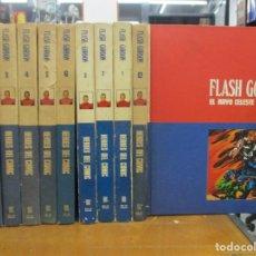 Cómics: COLECCION COMPLETA / FLASH GORDON / 11 TOMOS / ALEX RAYMOND / BURULAN / BURU - LAN. Lote 235784515