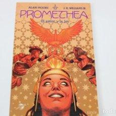 Cómics: PROMETHEA 1 / EL AMOR Y LA LEY. Lote 235787805