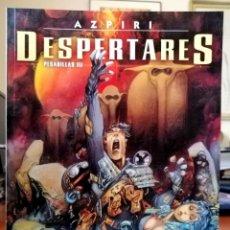Cómics: COLECCIÓN AZPIRI Nº 8 - DESPERTARES - PESADILLAS III - NORMA 2003 ''EXCELENTE ESTADO''. Lote 235856635