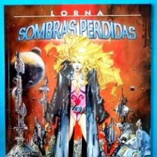 Cómics: COLECCIÓN AZPIRI Nº 10 - LORNA, SOMBRAS PERDIDAS - NORMA 2005 ''EXCELENTE ESTADO''. Lote 235856845