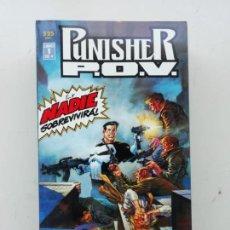 Cómics: PUNISHER P.O.V. Lote 235867030