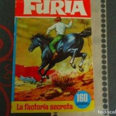 Cómics: FURIA LA FACTORIA SECRETA. Lote 235929295