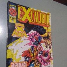 Comics: EXCALIBUR 9. Lote 236173880