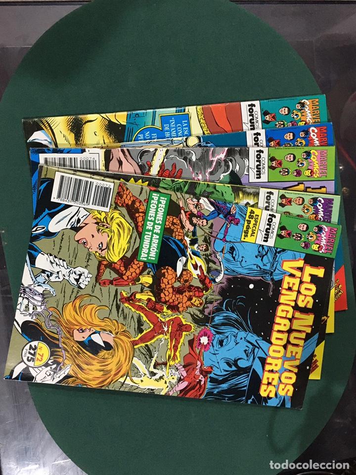 Cómics: Comics marvel los nuevos vengadores - Foto 2 - 236217955