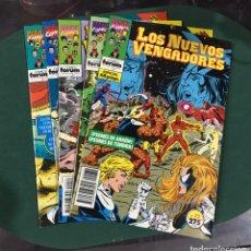 Cómics: COMICS MARVEL LOS NUEVOS VENGADORES. Lote 236217955