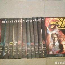 Cómics: THE X FILES / EXPEDIENTE X - 13 COMICS LA VANGUARDIA. Lote 236250760