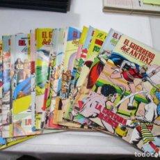 Cómics: EL GUERRERO DEL ANTIFAZ PUBLICACIÓN JUVENIL (21 NÚMEROS) W5210. Lote 236324245