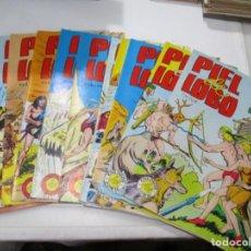 Cómics: PIEL DE LOBO (13 Nº SUELTOS ) W5211. Lote 236324840