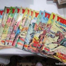 Cómics: YUKI EL TEMERARIO (15 Nº SUELTOS) W5213. Lote 236325955