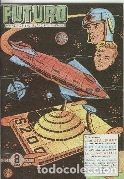 FUTURO, COLECCION FACSIMIL (Tebeos y Comics Pendientes de Clasificar)