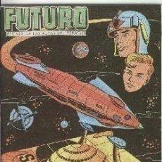 Cómics: FUTURO, COLECCION FACSIMIL. Lote 236473955