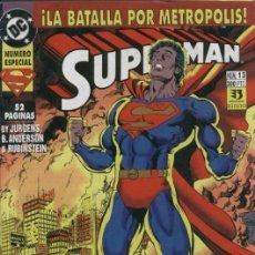 Cómics: SUPERMAN 3A SERIE NUMERO 13. Lote 236474040