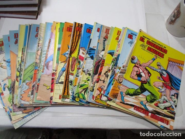 EL GUERRERO DEL ANTIFAZ PUBLICACIÓN JUVENIL (48 NÚMEROS) W5242 (Tebeos y Comics Pendientes de Clasificar)