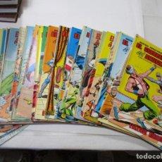 Cómics: EL GUERRERO DEL ANTIFAZ PUBLICACIÓN JUVENIL (48 NÚMEROS) W5242. Lote 236512145