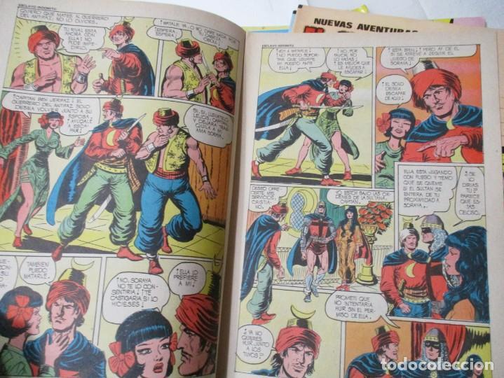 Cómics: El Guerrero del antifaz Publicación juvenil (48 números) W5242 - Foto 3 - 236512145