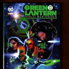 Cómics: GREEN LANTERN ESPECIAL 80 ANIVERSARIO - ECC / DC / TAPA DURA / NUEVO DE EDITORIAL. Lote 236531295