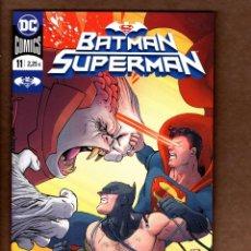 Cómics: BATMAN SUPERMAN 11 - ECC / DC / GRAPA / NUEVO DE EDITORIAL. Lote 236532590