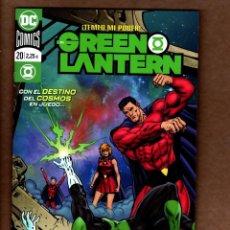 Cómics: EL GREEN LANTERN 20 (102) - ECC / DC / GRAPA / NUEVO DE EDITORIAL. Lote 236532800