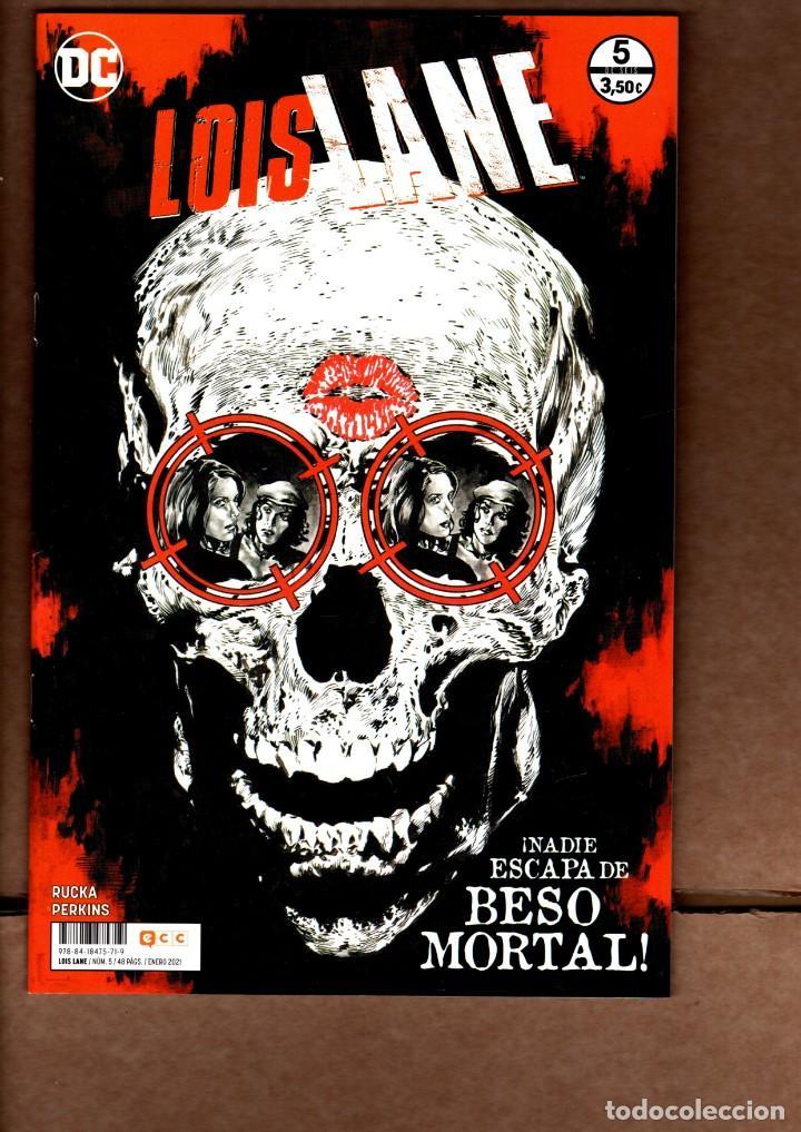 LOIS LANE 5 - ECC / DC / GRAPA / NUEVO DE EDITORIAL (Tebeos y Comics - Comics otras Editoriales Actuales)