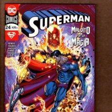 Cómics: SUPERMAN 24 (103) - ECC / DC / GRAPA / NUEVO DE EDITORIAL. Lote 236533710
