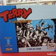 Cómics: TERRY Y LOS PIRATAS 1934-1936 ,MILTON CANIF, EDITORIAL DOLMEN. Lote 236535155