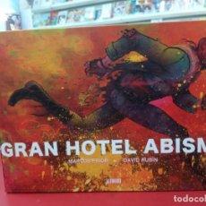 Cómics: GRAN HOTEL ABISMO , EDITORIAL ASTIBERRI.. Lote 236538245