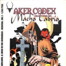 Cómics: AKERCODEX 2. FOGARDEBREOGAN. Lote 236551330