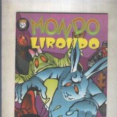 Cómics: MONDO LIRONDO NUMERO 2. Lote 236557405
