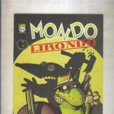 Cómics: MONDO LIRONDO NUMERO 1. Lote 236557500