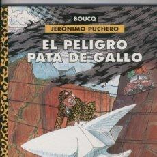 Comics : CIMOC EXTRA COLOR NUMERO 171: JERONIMO PUCHERO: EL PELIGRO PATA DE GALLO. Lote 236557630