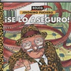 Comics : CIMOC EXTRA COLOR NUMERO 223: JERONIMO PUCHERO: SE LO ASEGURO. Lote 236557640