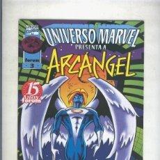 Cómics: PLANETA: UNIVERSO MARVEL NUMERO 03: ARCANGEL. Lote 236557660